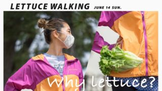 【終】LETTUCE WALKING